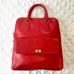 Cherry Red Handbag 🍒